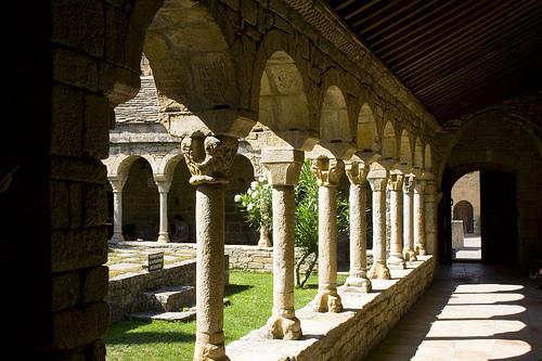 Claustros de San Pedro, Huesca