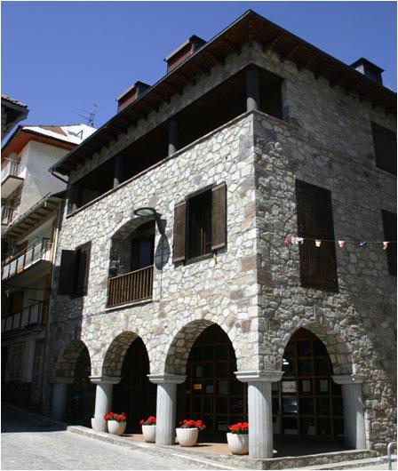 Casa Larraga de Bielsa