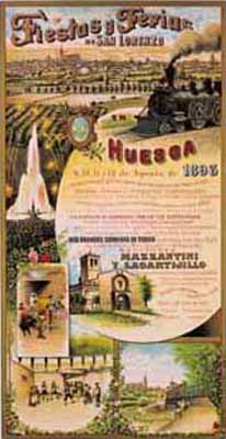 Cartel San Lorenzo 1893