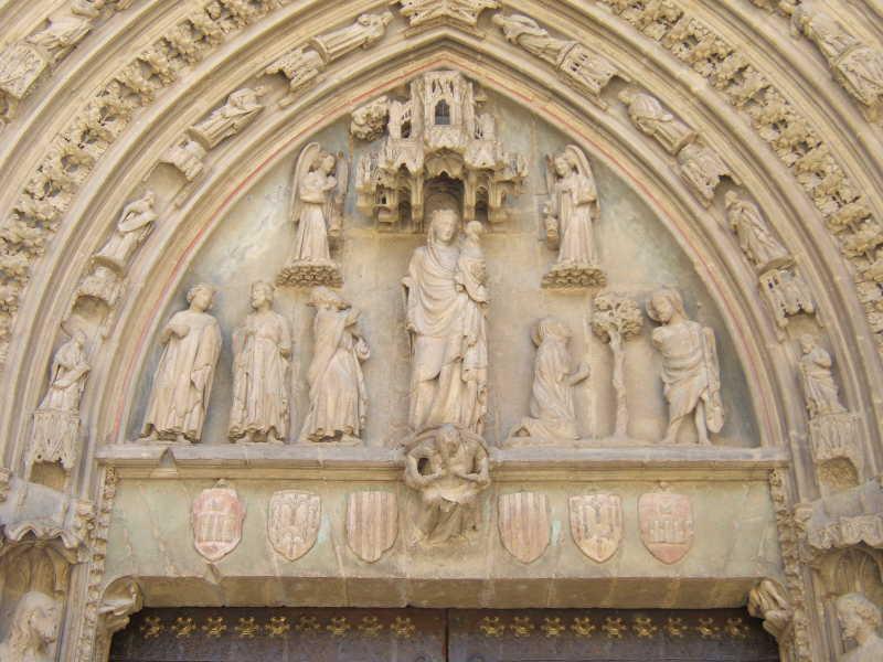 catedral-de-huesca-timpano