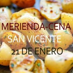 III Edición Merienda Cena de San Vicente
