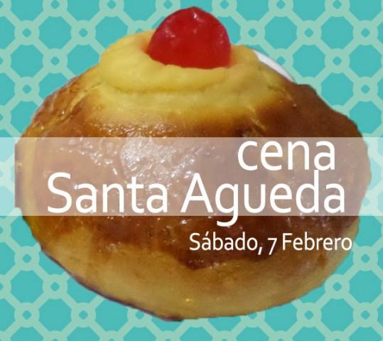 Cena de Santa Agueda