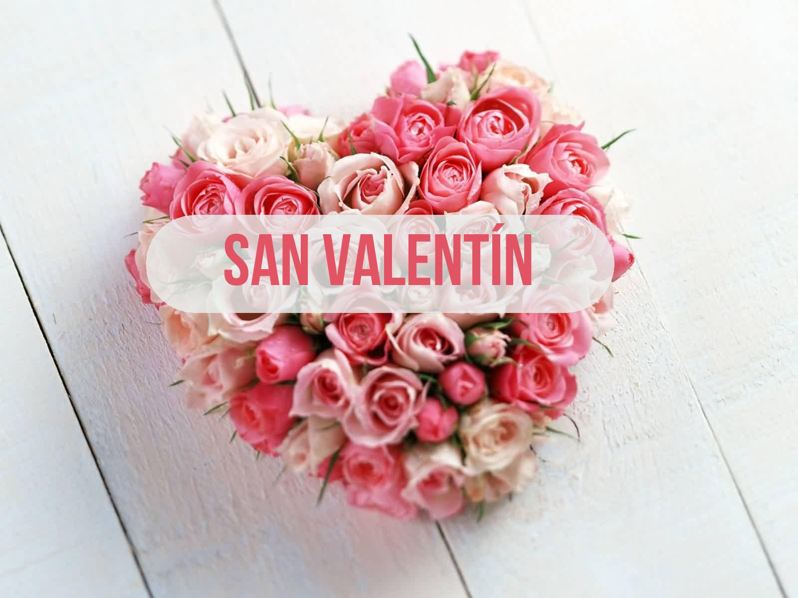 Oferta San Valentin