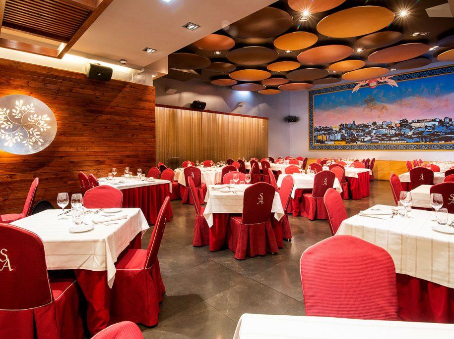 Restaurante Caserío Aragonés